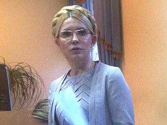 Рада отказалась изъять из УК статью Тимошенко