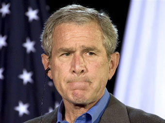«Международная амнистия» попросила Канаду арестовать Буша