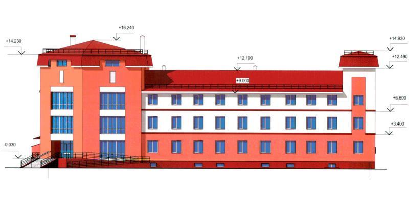 Новое здание кожвендиспансера в Смоленске будет сдано в эксплуатацию к новому году