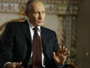 Путин даст телеинтервью по образцу Медведева