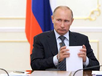 Путин отверг предположение о предопределенности выборов