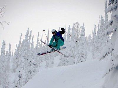 В Смоленске показали премьеру фильма о лыжниках-экстремалах