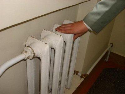 При включении отопления в смоленских многоэтажках произошли сбои