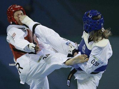 В Смоленске прошли всероссийские соревнования по тхэквондо