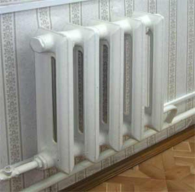 Отопление во всех домах Смоленска включат сегодня