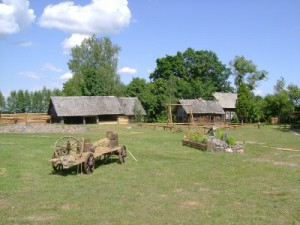 В Краснинском районе построили агроусадьбу для туристов