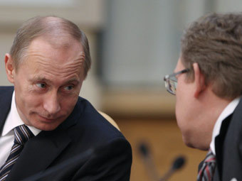 Путин оставил Кудрину место в команде