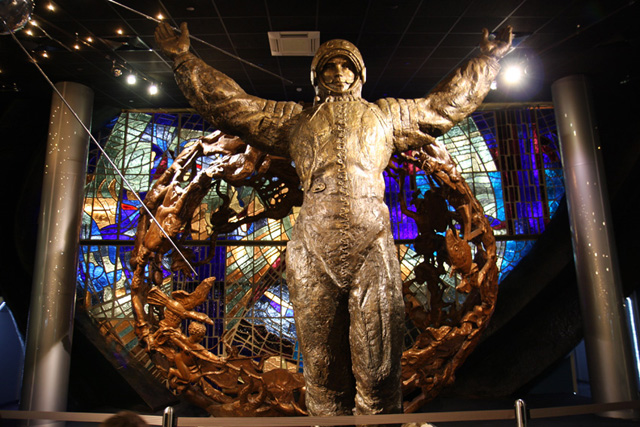 Московский мемориальный музей космонавтики глазами жителя Смоленска