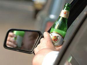 Виновником каждой 8 аварии на Смоленщине является пьяный водитель