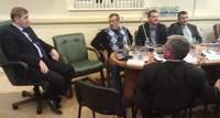 Смоленский горсовет попытался прекратить полномочия арестованного сити-менеджера Константина Лазарева
