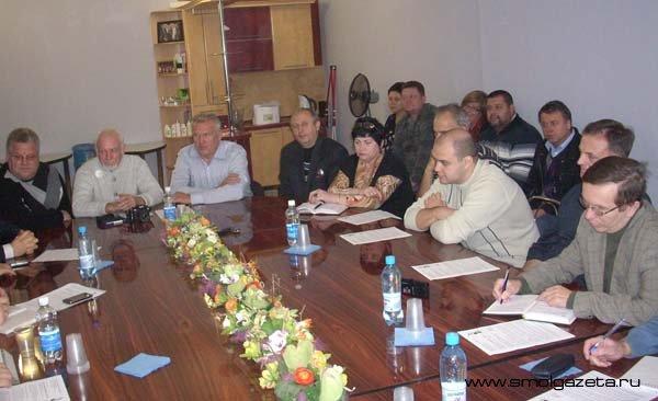 В Смоленске задумались о Думе