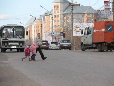 В 2011 году на смоленских дорогах погибли семеро детей