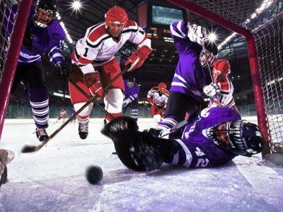 Смоленские хоккеисты второй раз уступили белгородцам