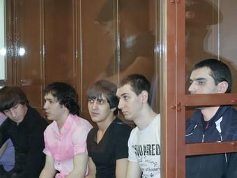 Присяжные вынесли вердикт обвиняемым по делу об убийстве Свиридова