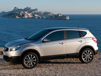 Nissan Qashqai вошел в десятку самых популярных машин Европы