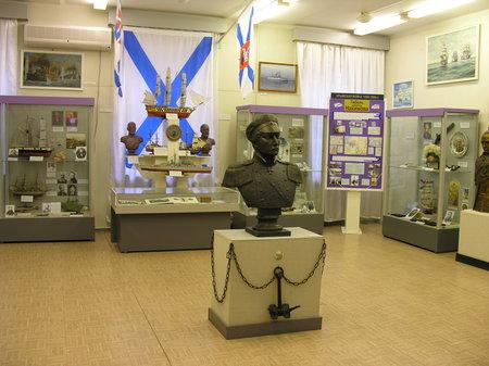 В музее им.адмирала Нахимова откроется новая экспозиция