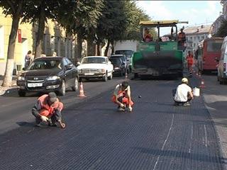 Ремонт дорог в Смоленске на контроле правоохранительных органов