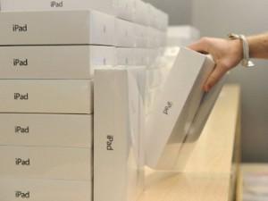 Таможенники обложили iPad дополнительной пошлиной