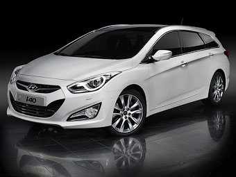 Hyundai i40 получил награду за лучший кузов