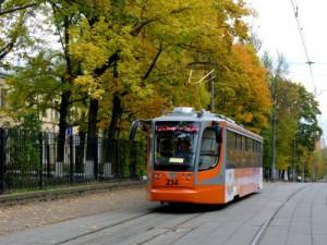 В Смоленске полицейские вычислили трамвайных вандалов
