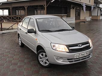 «АвтоВАЗ» переделал Lada Granta, Largus и Priora в такси