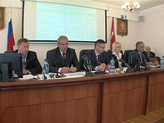 В ближайшие три года бюджет Смоленской области по-прежнему будет дефицитным