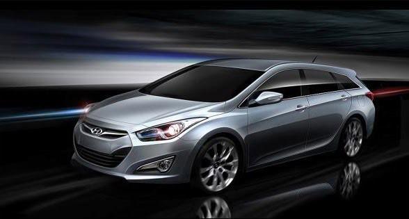 Hyundai i40 стала призером премии EuroCarBody Golden Award 2011