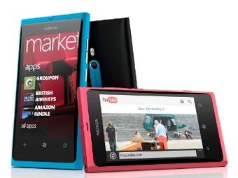 Первые смартфоны Nokia на Windows Phone назвали Lumia