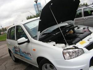 «АвтоВАЗ» рассекретил электрическую «Ладу»