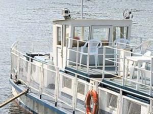 Единственный в Смоленске речной трамвайчик объявили вне закона