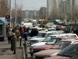 Смоленские гаишники выявили около 600 нарушителей правил парковки