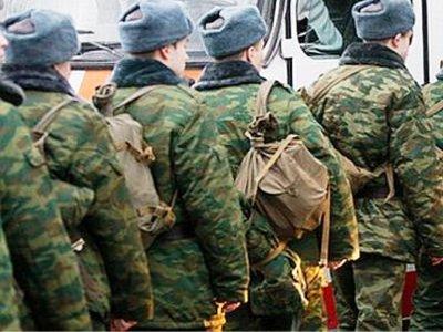 В Смоленске состоялись первые осенние проводы в армию