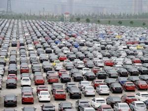 С начала года россияне потратили на автомобили 1,4 триллиона рублей