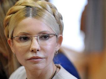 Тимошенко возглавила рейтинг влиятельных украинок шестой год подряд