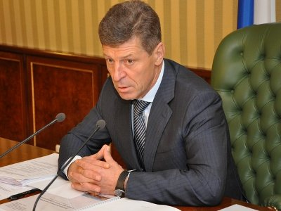 Козак предостерег Маслакова от повторения «подвига» его предшественника