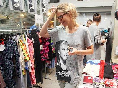 Ксения Собчак провела благотворительную акцию в пользу Починковского интерната