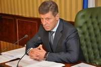 Вице-премьер Дмитрий Козак призвал разогнать всех жуликов, которые пристроились в Смоленске