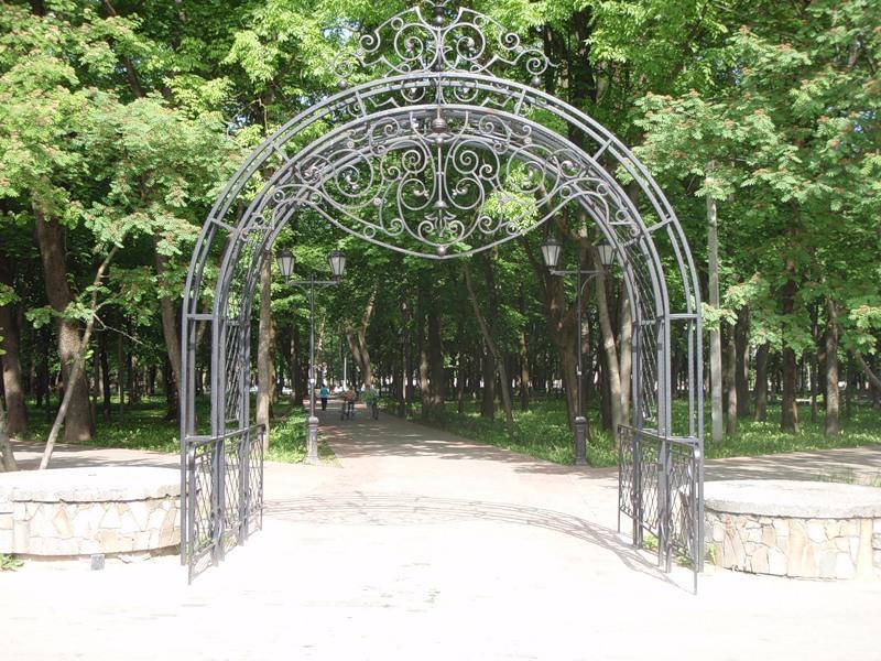 Сад Блонье в Смоленске ждёт новая реконструкция