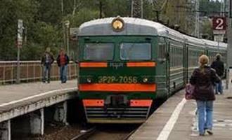 Пассажиры лишатся трех электричек