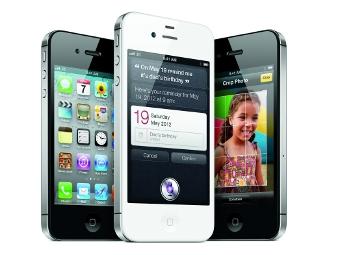 Apple сообщила о рекордном спросе на iPhone 4S