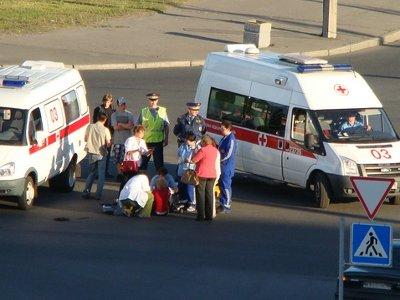 За два дня в регионе сбили пятерых пешеходов
