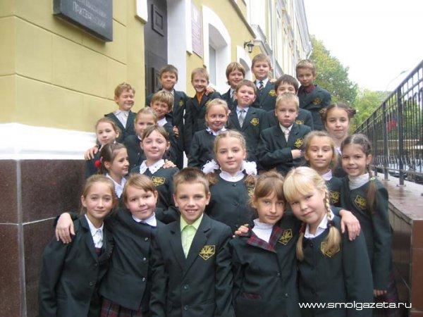 Смоленской гимназии имени Пржевальского — 225 лет