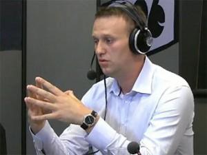 Единорос не смог засудить Навального за «партию жуликов и воров»