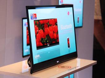 HD-телевизоры с экранами AMOLED подешевеют