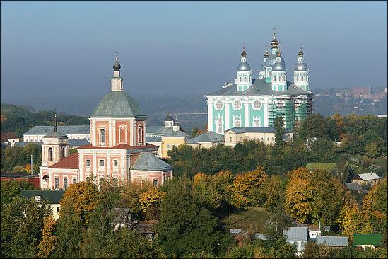 Как в Смоленске отметили День народного единства
