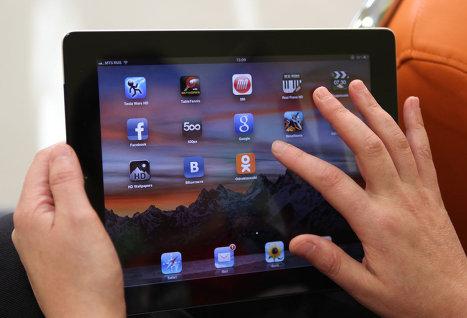 Cмартфоны и планшеты не увеличивают нагрузку на IT-отделы