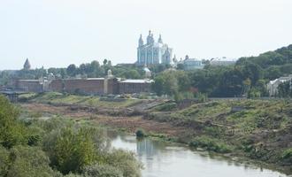 Левый берег Днепра стоит 648 миллионов