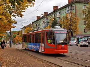В Смоленске ограничено движение трамваев
