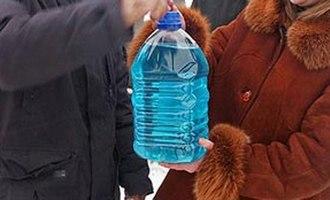 В Смоленской области трое мужчин отравились «незамерзайкой»