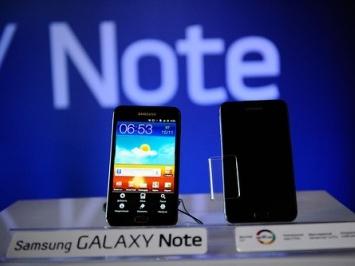 Galaxy Note: объявлена стоимость смартфонопланшета от Samsung